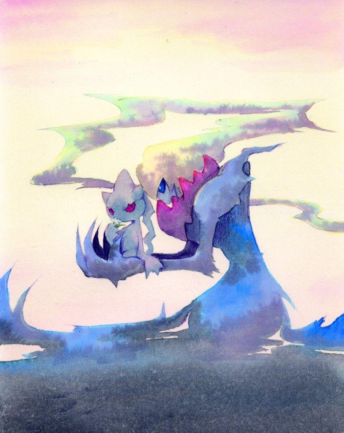 Best 10 banette pokemon ideas on pinterest evolutions - Branette pokemon y ...