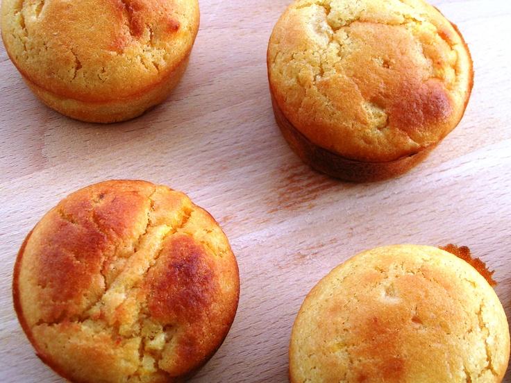Mango and Orange Muffins