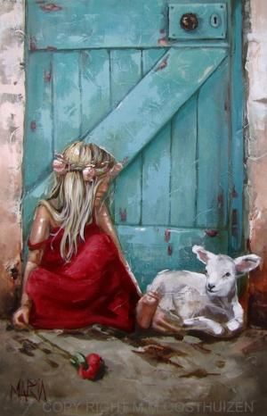 """Purity"" -- by Maria M Oosthuizen, South African; posted by Andrea A. Elisabeth via indulgy"