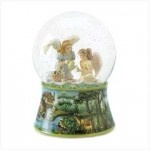 Angel Tea Time Musical Waterglobe priced @ $32.95