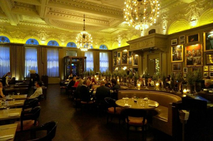 Berners tavern - creating the warm glow of a hygge inspired restaurant design