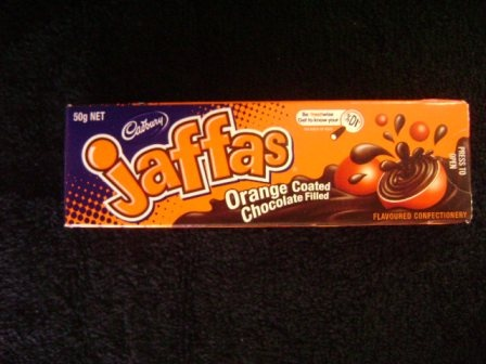Jaffas the other standard for movie goers in NZ