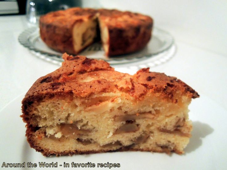 recipe: jewish apple cake recipe cream cheese [21]