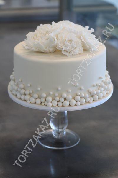 Мини пироженые свадебные торты