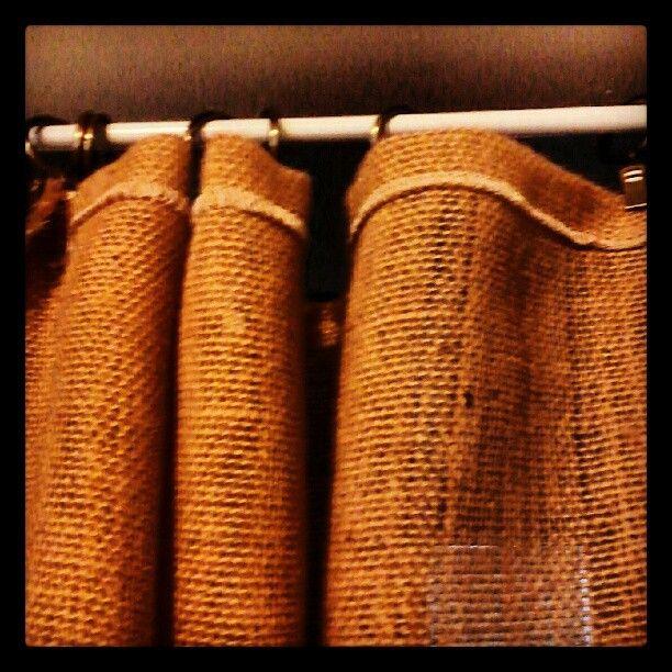 Closet doors: burlap from Joann's and curtain clasps from TargetCloset Doors, Closets Doors, Creative Crafts, Closets Stuff, House Stuff, Crafts Organic, Nurseries Ideas, Curtains Clasp