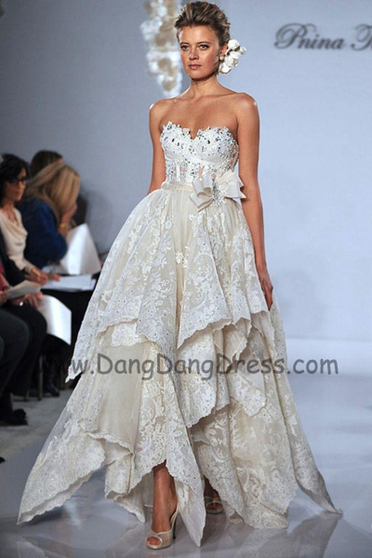 gown pnina tornai wedding collection discount pnina