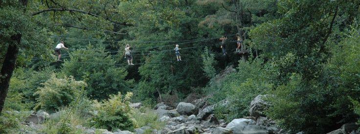 Le pont népalais
