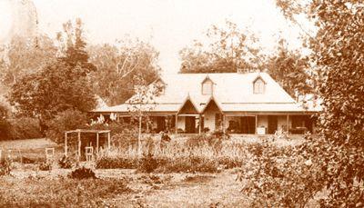 In September 1852 Charles Grant Tindal bought Ramornie Station