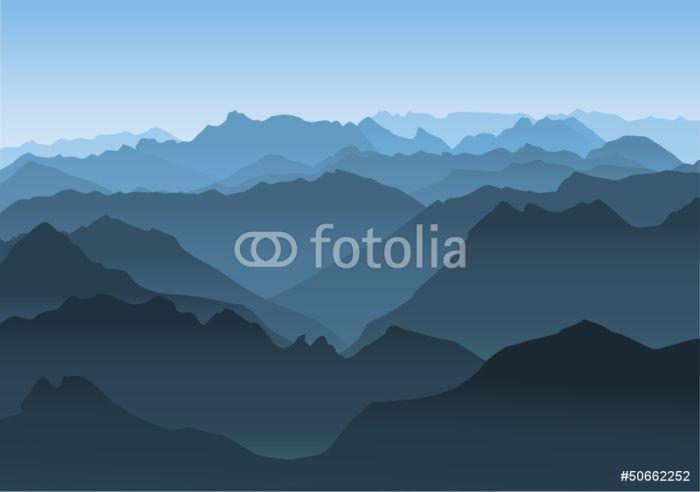 Allgäuer Alpen - Deutschland Self-Adhesive Wall Mural - Germany