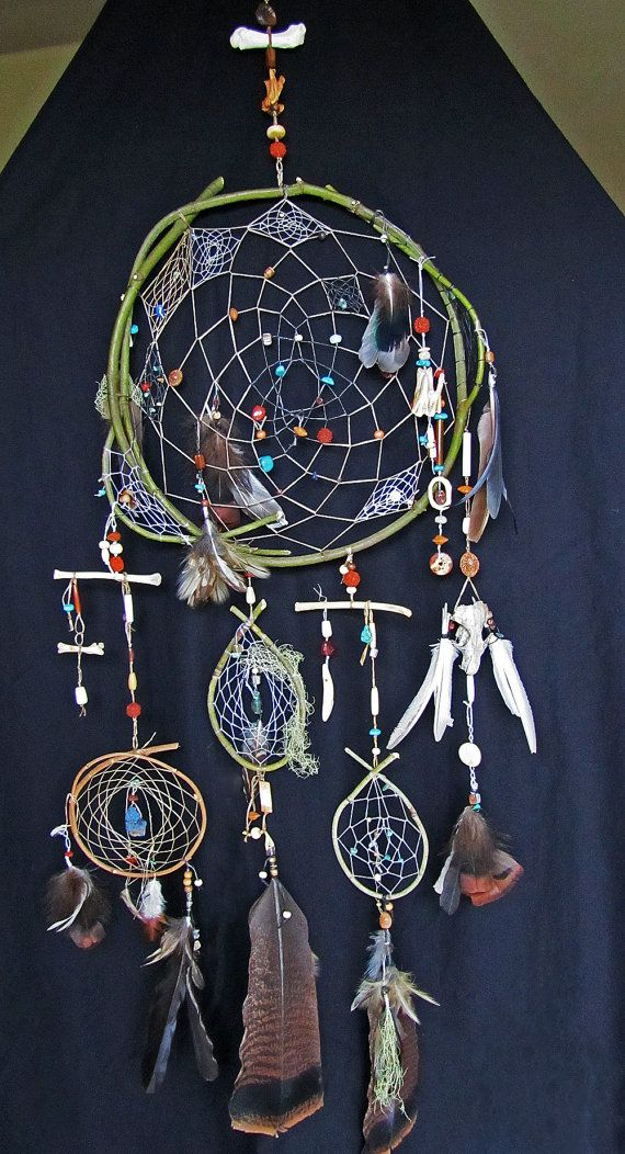beautiful dreamcatcher..I am going to make this someday