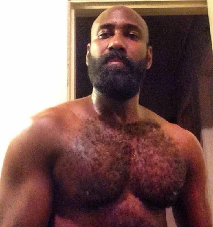 pin by leslie speiser on black bearded men pinterest hairy men and black man. Black Bedroom Furniture Sets. Home Design Ideas