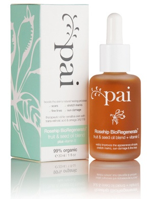 "Love Pai Skincare - great for sensitive skin. Often called the natural, organic ""retinol"" replacement."