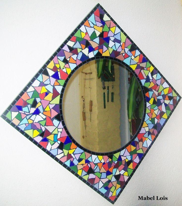 M s de 1000 im genes sobre espejos mosaiquismo http for Espejos murales