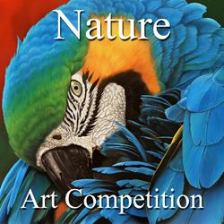 """7th Annual """"Nature"""" Online Art Competition Announced by Art Gallery"""