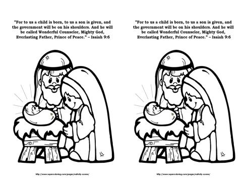 fruits of the spirit lesson 3 part 1 peace isaiah 96 - Isaiah Coloring Pages For Kids
