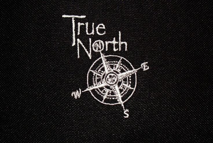 True North. It's not just a logo. It's a destination. Design trademarked by Fathom Wear®