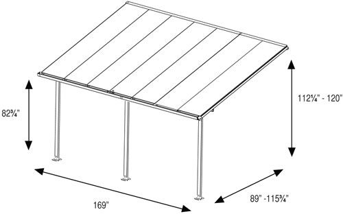 metal boat carport with Toiture Polycarbonate on Metal To Metal Self Drilling Fastener further Metal Rv Carports furthermore Small Home Floor Plans moreover 782459 in addition Garage.