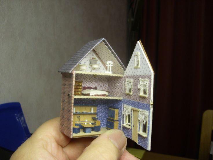 Mijn Huizen 1op144 - 16 maart 2012 van Tea lots of wee houses to look at