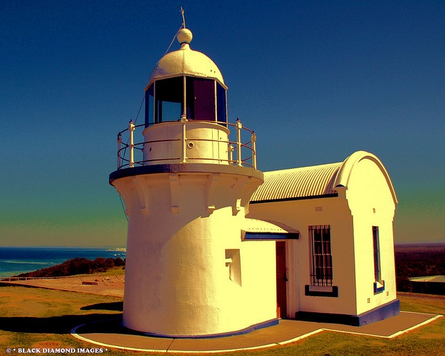 Crowdy Head Lighthouse, NSW, Australia © All Rights Reserved - Black Diamond Images