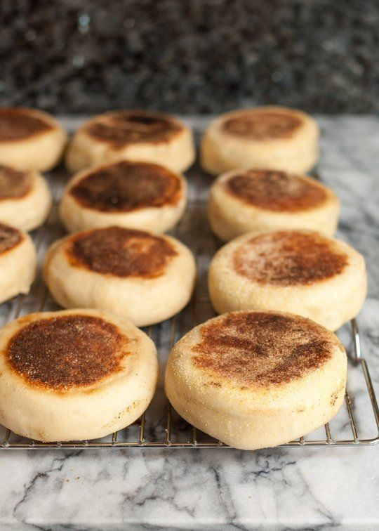 How To Make English Muffins at Home | The Kitchn