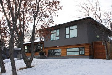 25 best ideas about tri level remodel on pinterest tri split split level kitchen and raised Exterior home renovations calgary