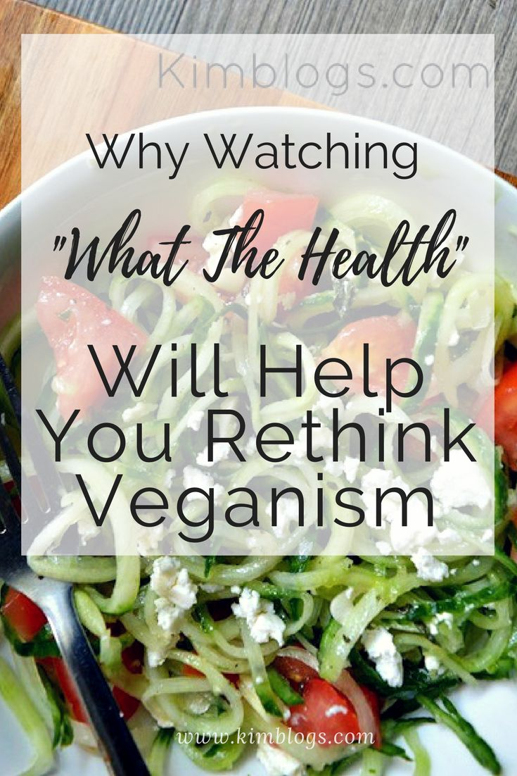 This doc comes to you by the maker of Cowspiracy. You have to watch that. What the Health was kind of like a marriage between the two documentaries.