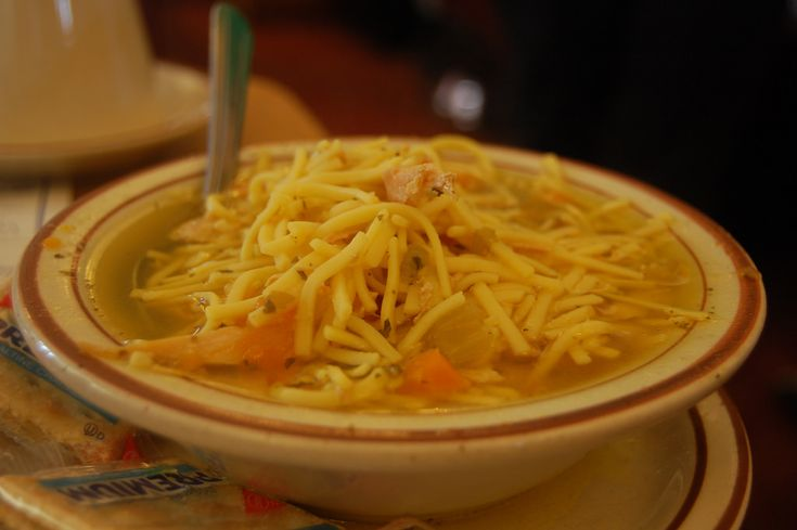 Creative Food Recipes: How to Make Instant Chicken Noodle Soup