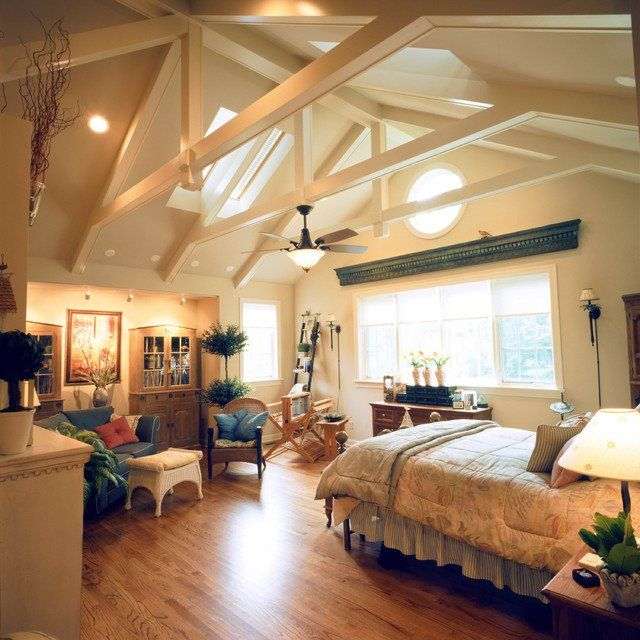 Earthy Bedroom Decorating Ideas Apartment Master Bedroom Low Ceiling Bedroom Design Bedroom Lighting Ideas: 26 Best Vaulted Ceilings Images On Pinterest