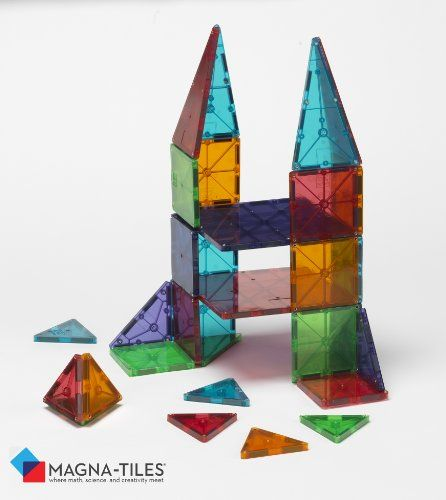 17 Best Images About Magnetic Building Toys On Pinterest