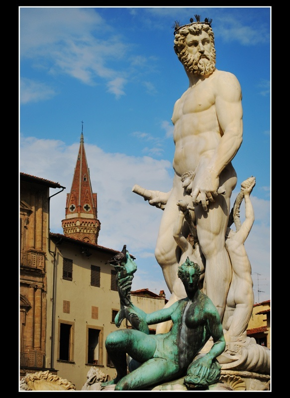 Neptune - Florence, Florence