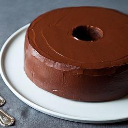 food 52 - chocolate dump-it cake