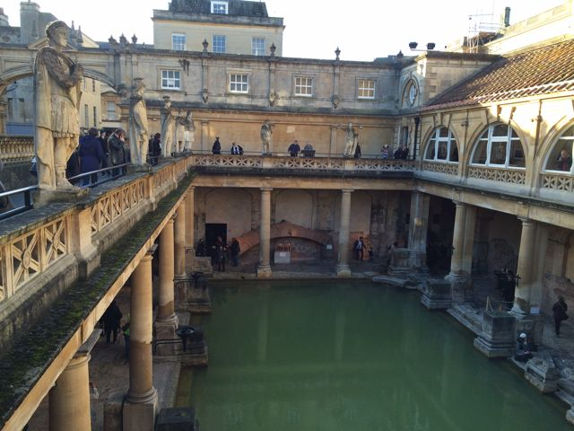 Bath en Bath and North East Somerset, Bath and North East Somerset