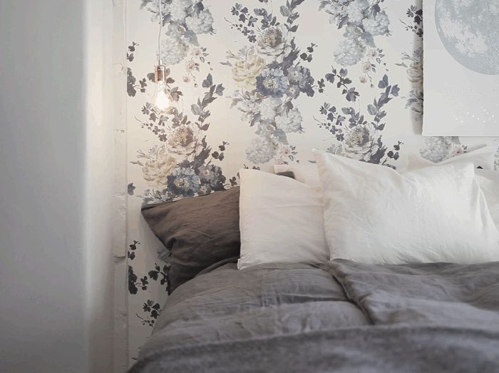 FLOWER POWER Trends For 2016Interior Design BlogsFloral Wallpapers