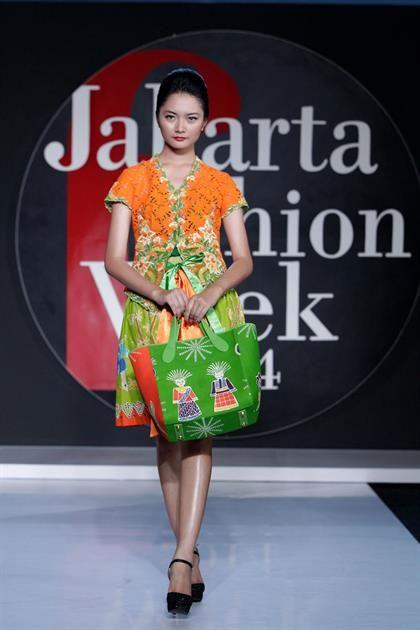 Rumah Betawi - Jakarta Fashion Week
