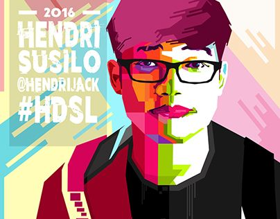 """Check out new work on my @Behance portfolio: """"WPAP by my self! (since 2016)"""" http://be.net/gallery/59299409/WPAP-by-my-self-(since-2016)"""