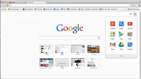 Is it unethical of Google to include the Google Search on the new tab page with the latest Chrome update? - Quora