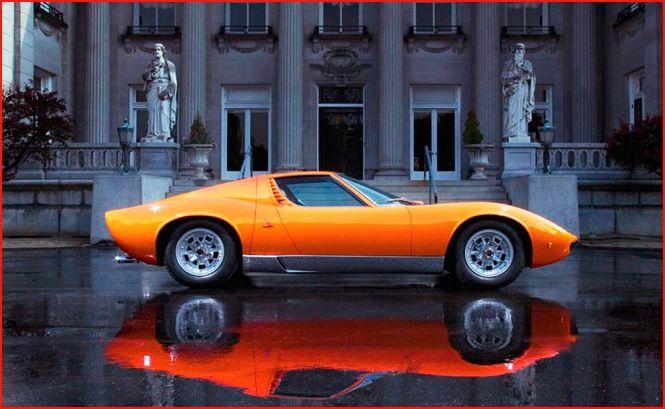 Charmant 1970 Lamborghini Miura, Rebuilt By Quality Automotive Of Cincinnati
