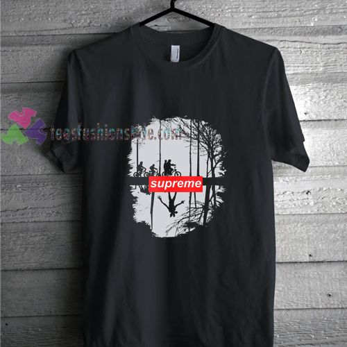 Demogorgon supreme t shirt gift tees unisex adult cool tee shirts, cool tee shirts for guys, cool tee shirt designs, too cool tee shirt quilts