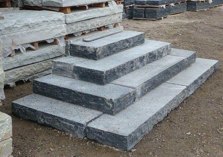 Best Rock Front Step Limestone Sandstone Landscape Stone 400 x 300