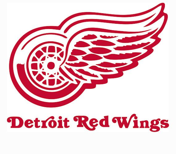 Pin By Jan Schaplowsky On Image Red Wing Logo Detroit