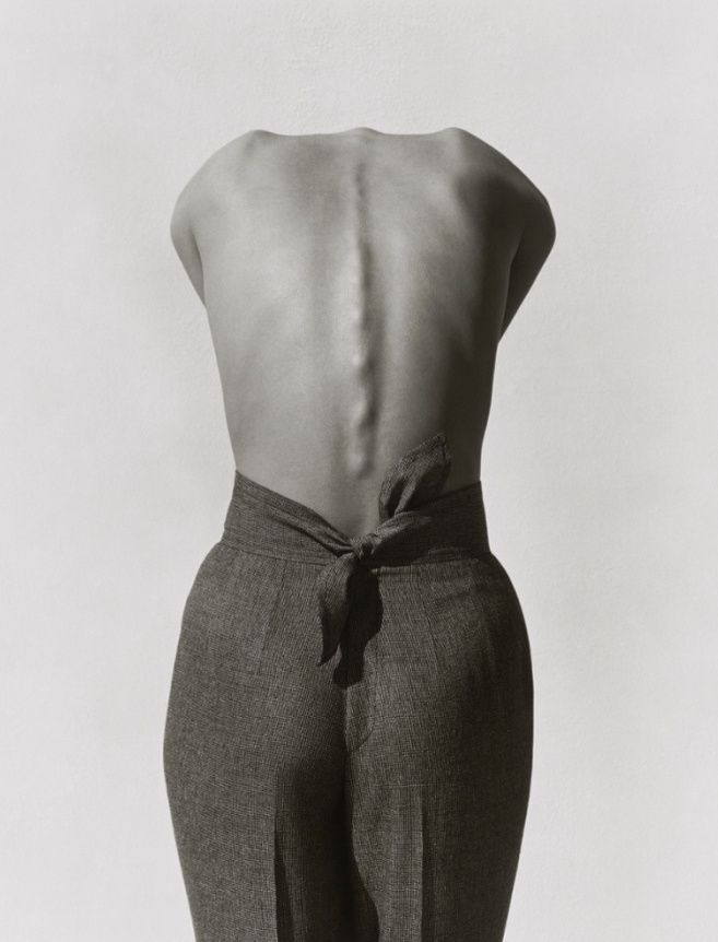 Herb Ritts :: Pants (Backview), 1988 more [+] by Herb Ritts