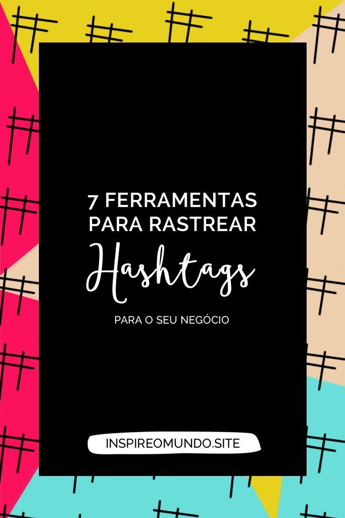 7 ferramentas para rastrear Hashtags para o seu negócio. Que você usa hashtags eu sei, mas está usando as hashtags corretas para o seu negócio? Receita ninja para o seu negócio crescer no Instagram utilizando a estratégia das Hashtags: mescle entre Hashtags populares e outras não tão populares assim, as últimas tem uma vantagem, elas permitem que você seja encontrado mais facilmente entre os posts.