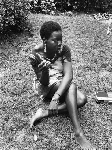 Nina Simone - Photo by G. Marshall Wilson