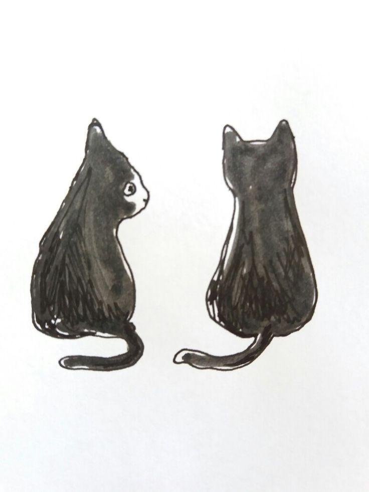 Cats. Instagram: #outivirtanen www.sokru.com