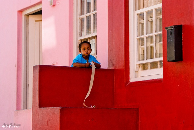 From the Bo-Kaap, in Cape Town.