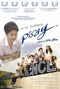 Not sure if the movie completely captures the experience (I'm not from Pisay), but it's good.