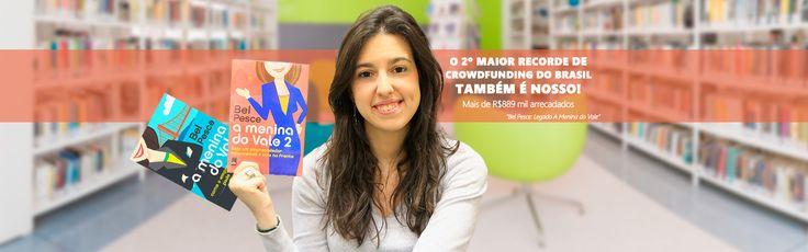2a maior campanha de crowdfunding do Brasil