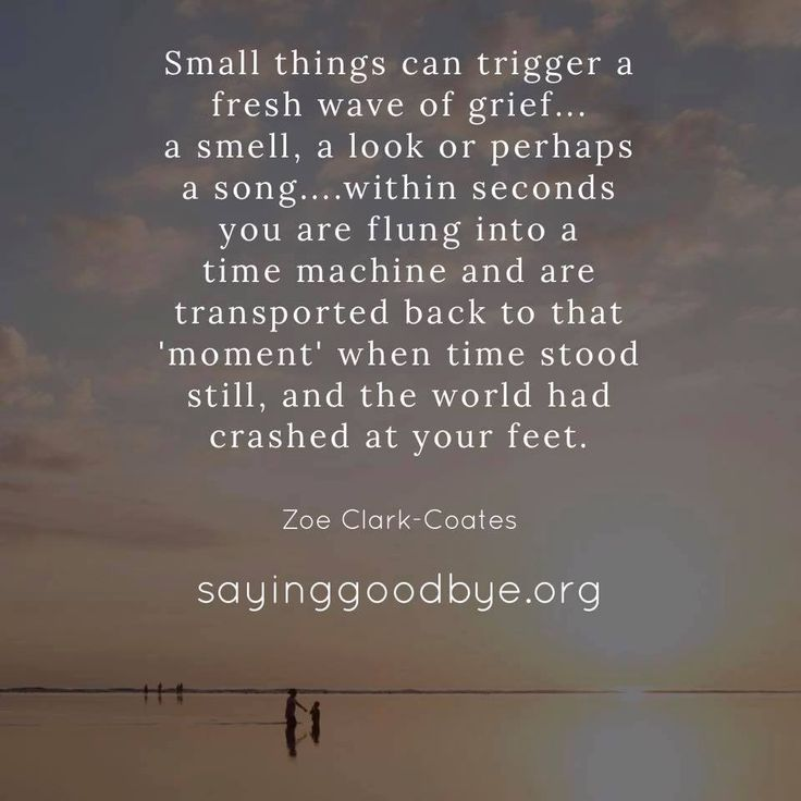 THIS is very true, it happens to me all the time. What a challenge it is to try to overcome a loss of a close brother. There is a constant reminder of emptiness without my brother in our lifes.