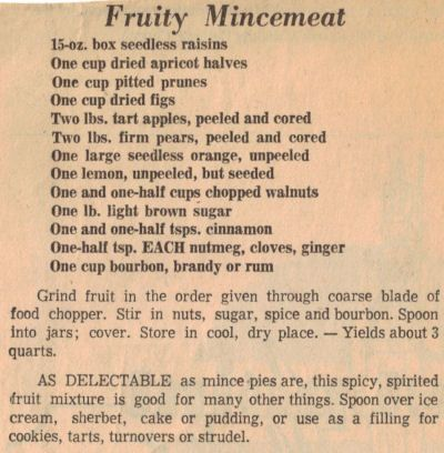 how to make mincemeat cake