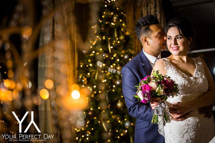 Joanne & Hiten's Christmas Wedding